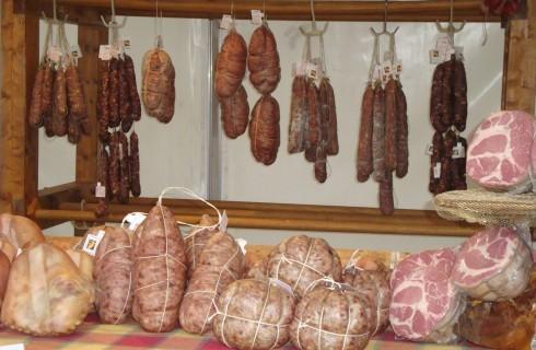 November Porc, fiera itinerante dei salumi emiliani