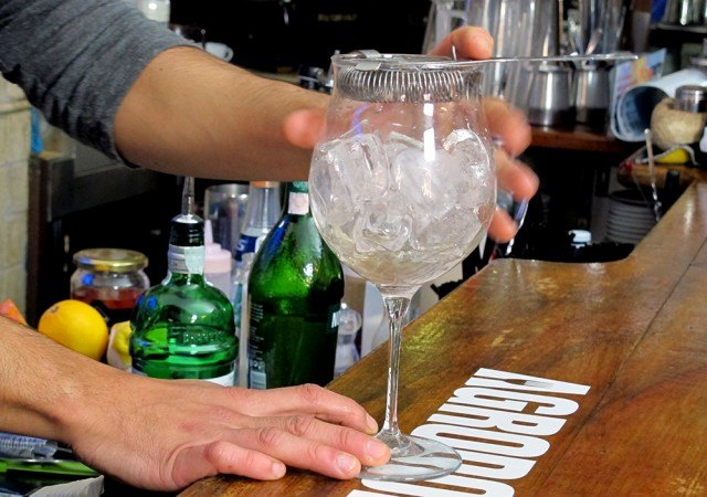 Vodka Martini step 2