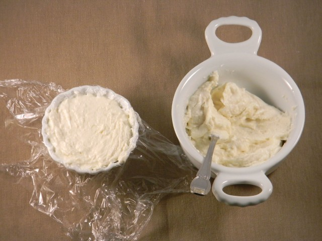 Stampo per la mousse di formaggio