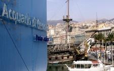 Acquario di Genova: itinerario