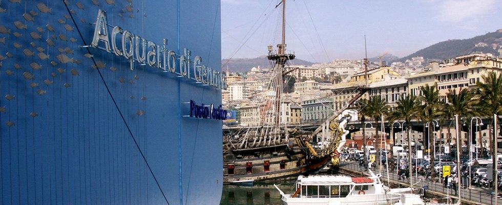 Dove mangiare vicino all'Acquario di Genova