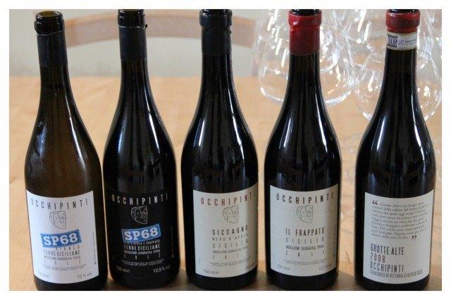 I vini di Arianna Occhipinti