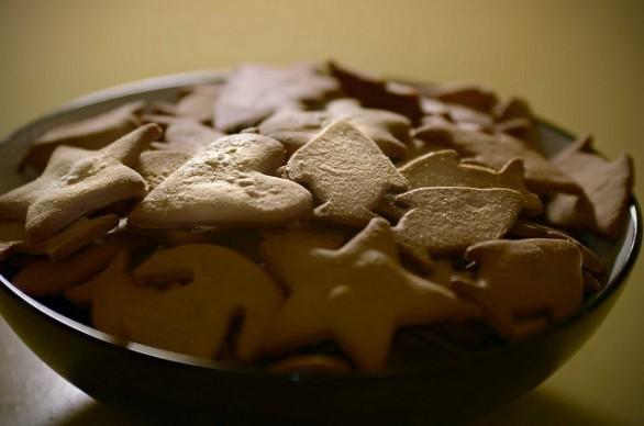 I biscotti di zenzero per Natale: la ricetta facile da fare