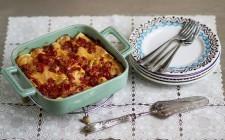 Cannelloni ricotta e gamberi