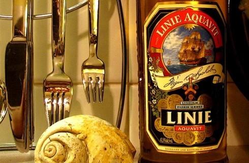 Acquavite norvegese: il liquore che viene dal freddo