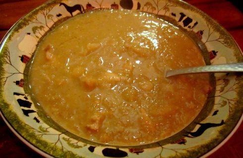 Minestra alle castagne e latte, ecco la ricetta facile da fare in casa