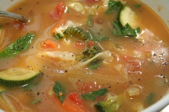 Il minestrone freddo, ecco la ricetta e quali verdure scegliere