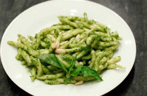 Le ricette della cucina tipica ligure: non solo pesto alla genovese
