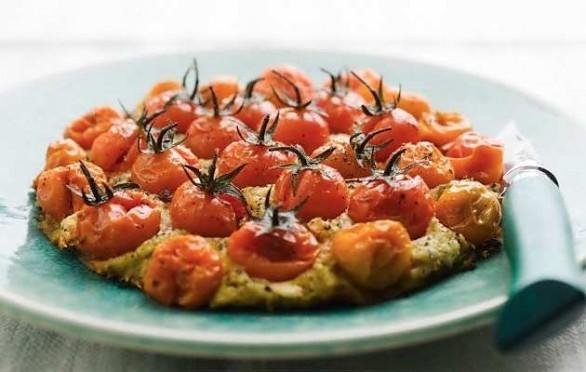Ecco la ricotta al forno con i pomodorini per un secondo piatto sfizioso