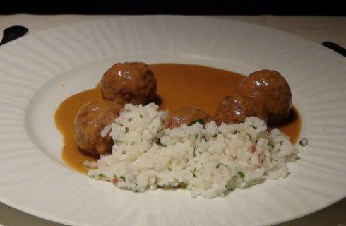 Ecco il savarin di riso con la ricetta facile