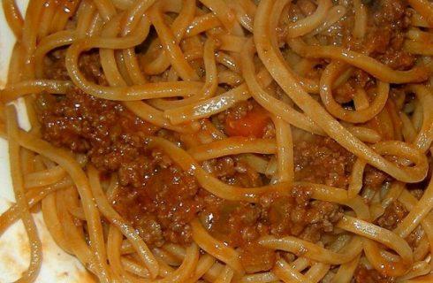 La ricetta per gli spaghetti alla chitarra da fare in casa