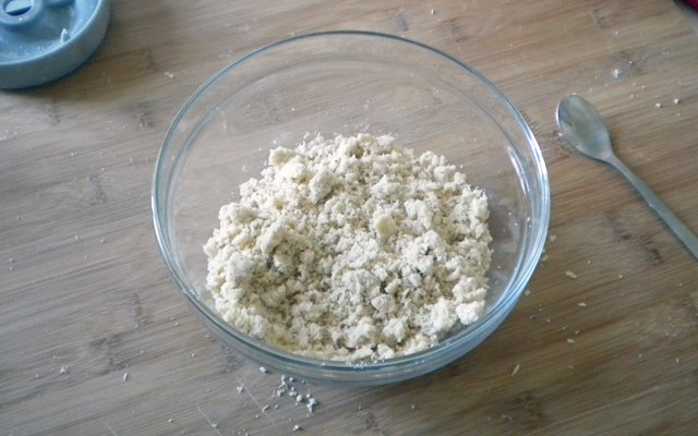 Preparazione dei biscotti speziati