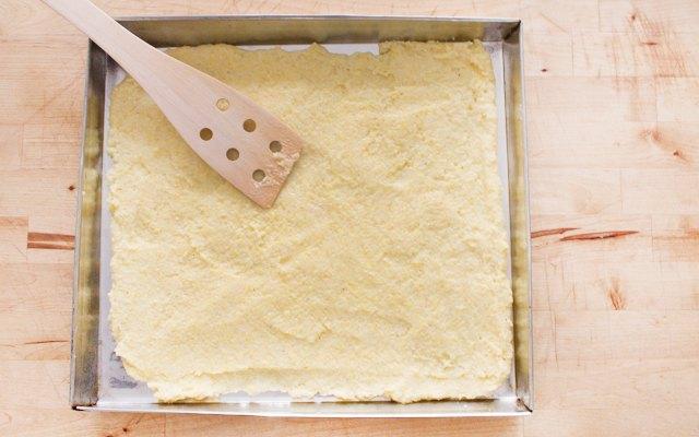 Strato di polenta