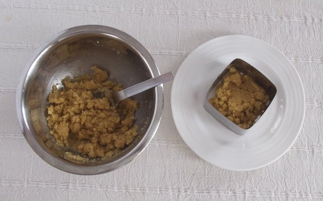 La base di friselle e burro
