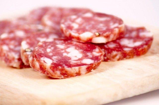 Lo Strolghino, salame tradizionale della provincia di Parma
