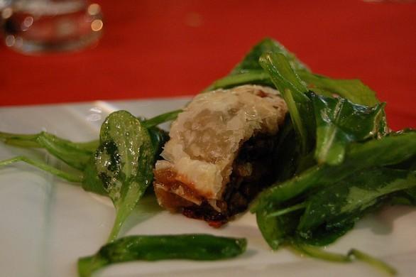 La ricetta dello strudel di zucchine per uno sfizioso antipasto