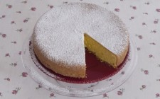Ricetta della torta paradiso soffice
