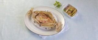 Trota salmonata al cartoccio