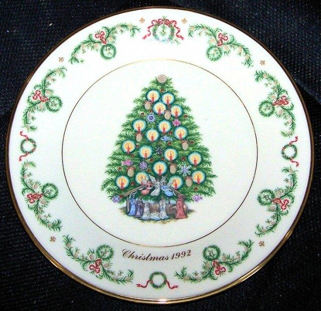 Piatto di Natale