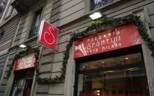 Spontini, Milano