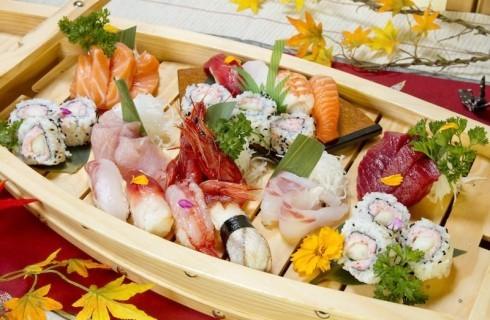 Roma: 9 locali perfetti per mangiare sushi