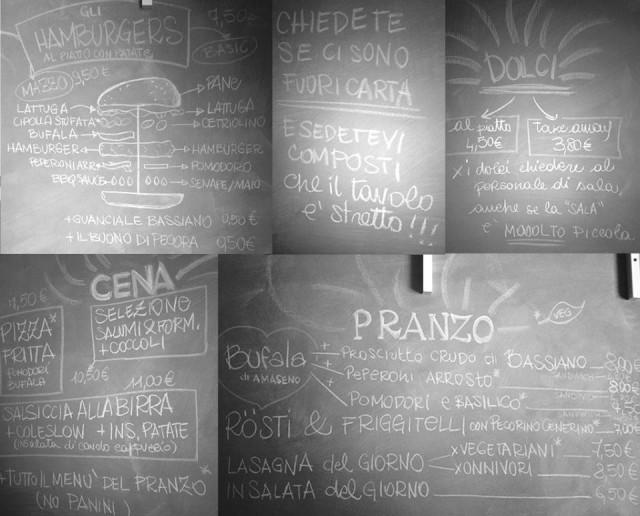 Mazzo, Roma