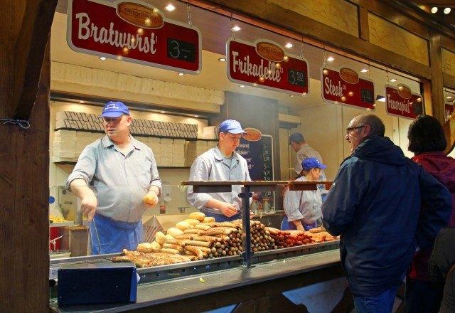 In Germania lo street food è un'ottima alternativa al ristorante