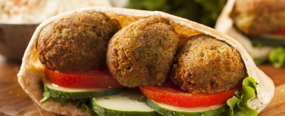 3 tipi di falafel da provare a Roma