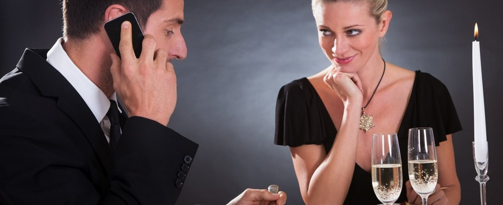 Nervous about first date after divorce