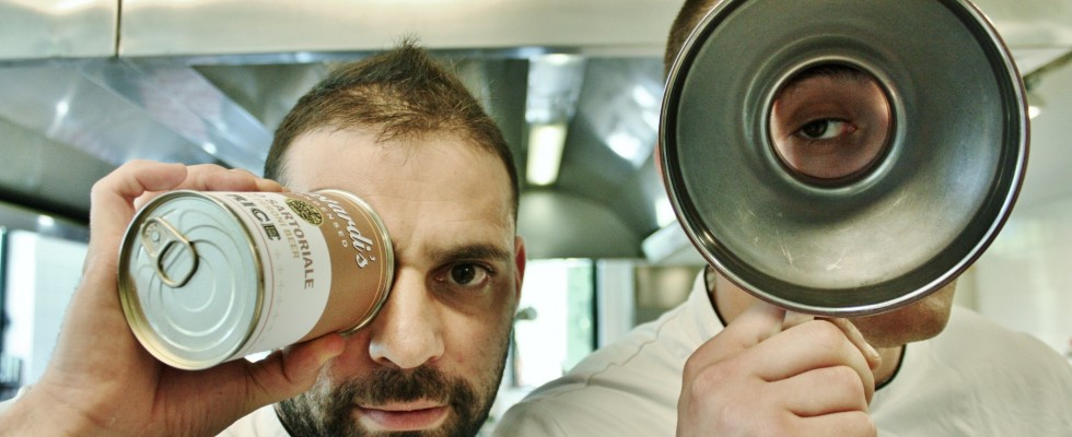I 12 step del risotto perfetto di Christian Costardi