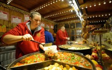 Street food Germania