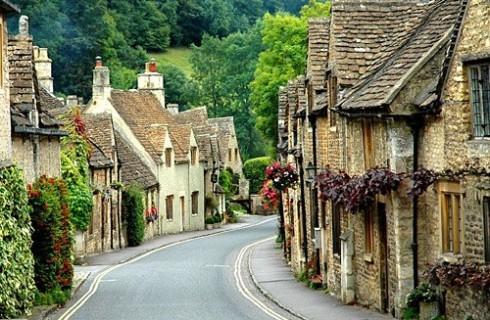 Immagine della città di Inghilterra