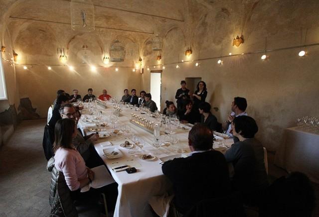 Sala del Rione Bianco di Faenza