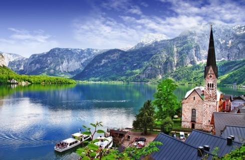 Immagine della città di Austria