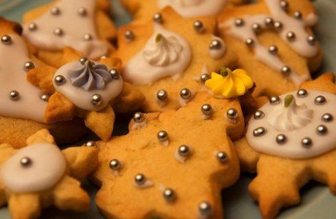 I biscotti dell'Avvento: la ricetta da fare con i bambini