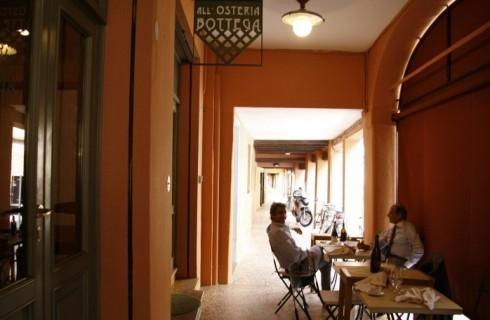Osteria Bottega, Bologna