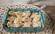 E i conchiglioni al salmone? Provateli per il pranzo o la cena e perché no, anche per capodanno!