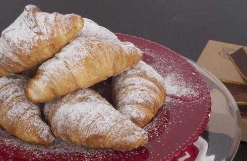 Ricetta croissant veloci