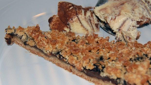 La crostata alle pere con la ricetta veloce