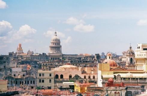 Immagine della città di Cuba