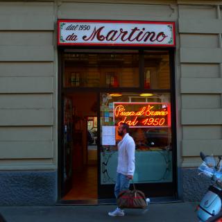 Da Martino, Milano