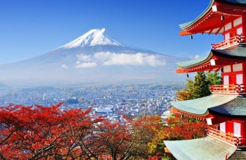 Immagine della città di Giappone