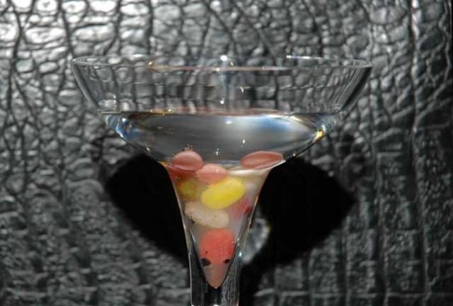 Mondrian Martini, Nottingham Forest