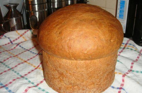 La ricetta del panettone gastronomico con pasta madre