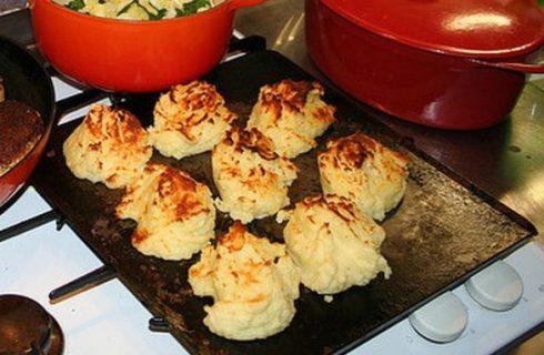 Come fare le patate duchessa con la ricetta per Natale