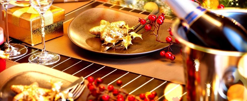 Regali di Natale: risolvi con una cena