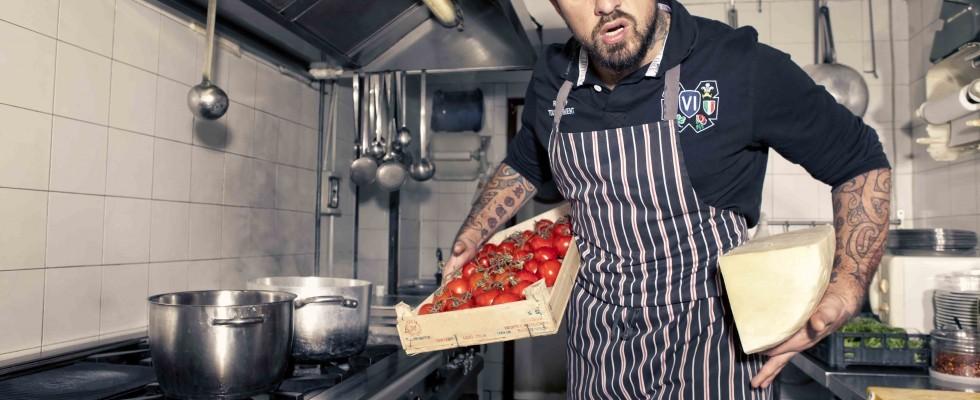 Chef Rubio: ecco come vi cucino il terzo tempo