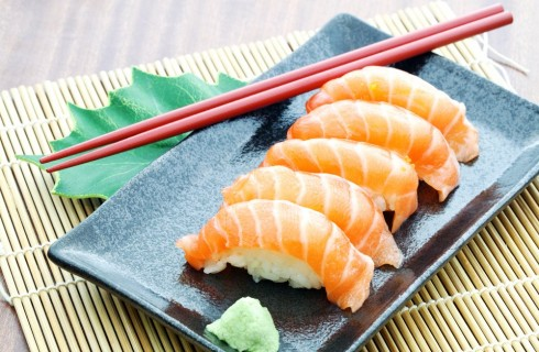 Keep calm e tutti al Sushi Festival di Roma