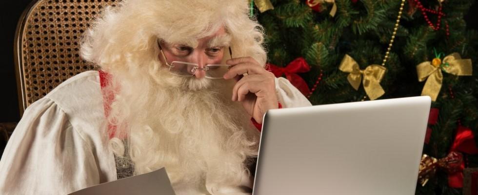 Lettera a Babbo Natale, edizione culinaria
