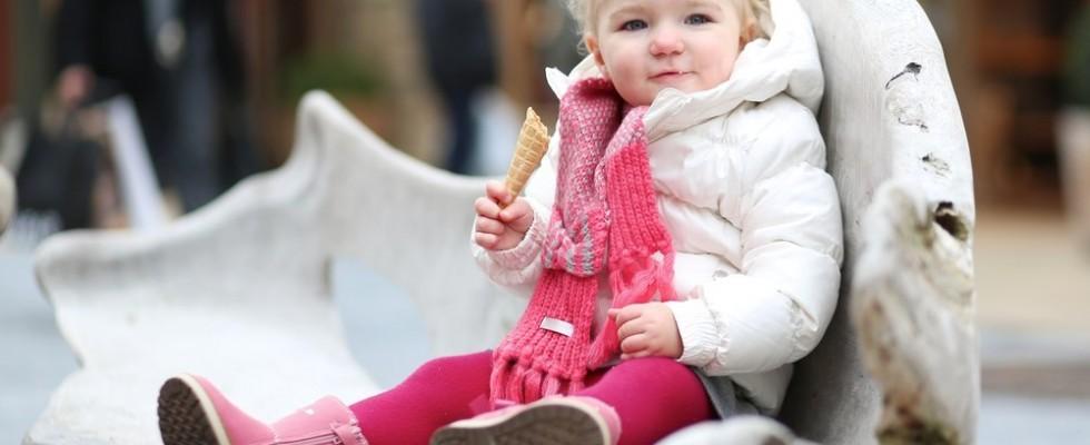 Il gelato d'inverno a Milano
